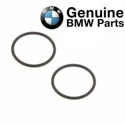 For Bmw M3 Z3 Set Of 2 Thermostat O-ring Thermostat Housingconnectionpipegenuine