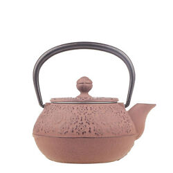 Iwachu Japanese Style Classical Cast Iron Tea Set Teapot With Strainer Kettle