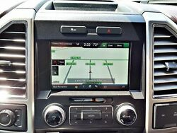 Ford F-150 Syncandreg Myford Touch Gps Navigation Radio Module Upgrade 2013 2014 2015