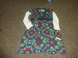 Nwt New Boutique Tea Collection 3 3t Floral Dress