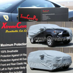2000 2001 2002 Toyota 4runner Breathable Car Cover W/mirrorpocket