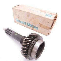 Corvette Nos Warner Gear T10 4 Speed Trans Main Drive Gear 2.201 1st 1963