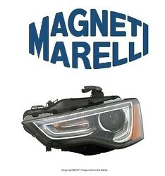 For Audi A5 Rs5 Driver Left Headlight Assembly-xenon Oem Marelli 8t0941043e