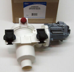 Lp-280187 Washer Pump Motor For Whirlpool Kenmore Duet Washing Ap3953640