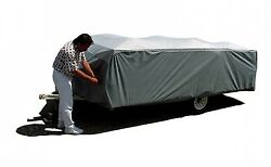Adco 12291 Sfs Aquashed Tent Trailer Cover - Fits 8and039 1- 10and039 Trailers