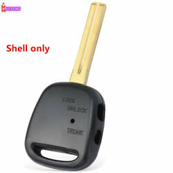 Replacement Remote Key Shell 2buttons Toy48 Short Blade For Toyota Queen 1998-06