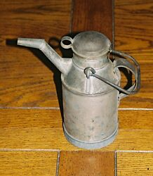 german oil can for model steam engine 21cm