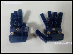 new posable hands for transformers takara