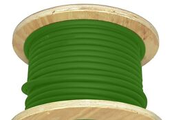 500and039 3/0 Awg Welding Cable Green Adaptable Outdoor American Wire