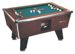 Great American Coin-op Bumper Pool Billiards Table Accessory Package Included