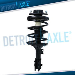 New Complete Front Left Quick Install Strut W/ Spring And Mount For Sebring