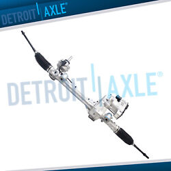 Electric Steering Rack And Pinion Assembly For 2013 2014 2015 Ford Taurus Mks