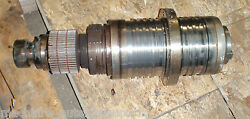 Johnford_vmc-1620_vertical Machining Center Spindle Assembly