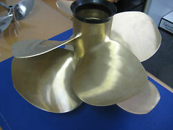 New Volvo Penta Duo Propellers 21258473 Ts5 Kit 21258474 Ts5 F And 2125847
