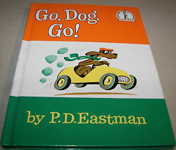 Go Dog Go PD Eastman Beginner Books I Can Read It All By Myself 1989