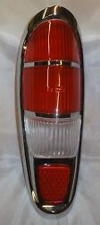 Mercedes Benz Tail Light Cover 220s / Se 300d Red Version