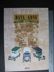 lledo 1990 days gone catalogue