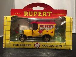 lledo die cast the rupert bear collection