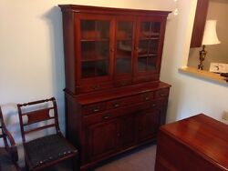 Vintage Cherry Dining Room Furniture Made By Willett Furniture Company