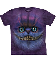 The Mountain Cheshire Cat Adult Unisex T Shirt