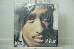 2PAC Tupac GREATEST HITS - 4 LP VINYL 12