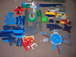 tomy train set massive including flying