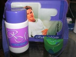 Ricky Martin Lunchbox And Thermos Collectible