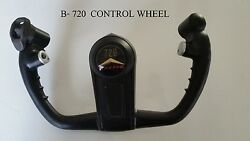 1959 B-707 New Made Control Wheel With Cap Column