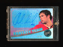1/1 Andrew Luck 2012 Press Pass Fantasy Team Auto Jersey Number Rc D 12/50 Rare