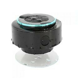 Dry Vibes Waterproof Bluetooth Speaker Microphone Usb Charger Rechargeable Batt.