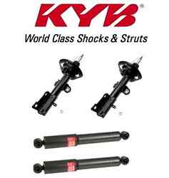 Kyb 4 Struts Shocks For Dodge Caravan Chrysler Town And Country 08-12 334673 34907