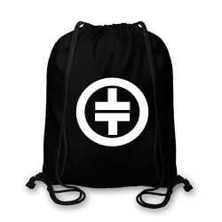 TAKE THAT BAND LOGO SHOPPING TOTE SCHOOL PUMP BAG 100% COTTON GBP 5.99