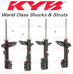 Set Of 4 Kyb Shocks / Struts For Lexus 2008 Rx400h With Front Wheel Drive