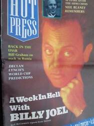 Hot Press June 1990 Magazine Billy JoelBill Graham-Russiakd LangThree Amazing
