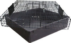 The Squirrelinator Live Squirrel Trap With Basin No. Sqr By Rugged Ranch