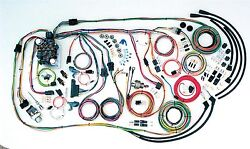 1955-59 Chevy Truck American Autowire Classic Update Wiring Harness 500481