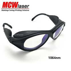 2x Fiber Laser Safty Protective Goggles Glasses 1064nm Marking Cutting Beauty Ce