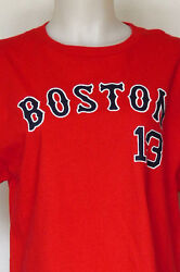 Boston Red Sox MLB Carl Crawford 13 T-Shirt Youth XL The Perfect Storm $17.99