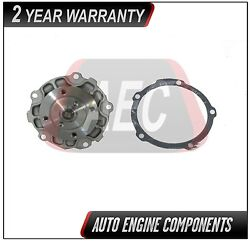 Engine Water Pump 2.8 3.1 3.4 3.5 L For Gm Chevrolet Wp790