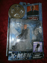 The Movie X Men Patrick Stewart As Professor X With Anti-magnetic Wheelchair