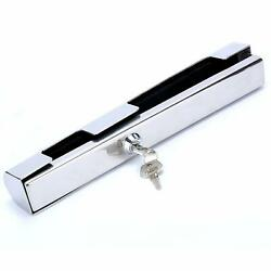 Stainless Steel Heavy Duty Hi-security Outboard Motor Brass Lock-amarine-made Sa