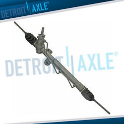 Rwd Power Steering Rack And Pinion For Chevy Colorado Gmc Canyon Isuzu I-280/350