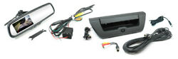 New Rostra Tailgate Handle Backup Camera And Mirror Kit For 2015-2018 Ford F150