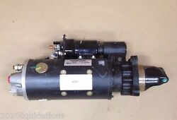 Cat 10r-0937 Heavy Duty Electric Starting Motor Re-manufactured 4802