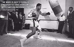 Muhammad Ali The World#x27;s Greatest Boxer Art Print Wall Poster 38quot;x24quot; 029