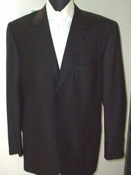 New Brioni Suit 100 Super 180 S Wool  47 Us 57 Eu Made In Italy Br20