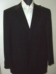 New Brioni Suit 100 Wool Size 48 Us 58 Eu Made In Italy Br2