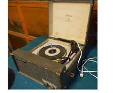 Vintage Sears Silvertone 4 Speed Automatic Record Player Cat. 17605 Portable