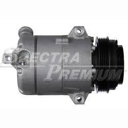 NEW 0668275 COMPLETE AC COMPRESSOR AND CLUTCH