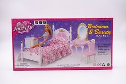 My Fancy Life Gloria Bedroom And Beauty, 11.5 Doll Furniture/2319